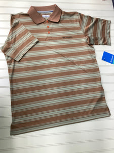 NEW Columbia Omni Shade Polo Size M 1C