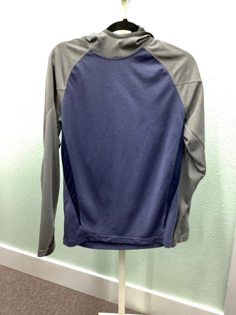 Men's Prince Hooded Pullover Activewear Top Size S 2A