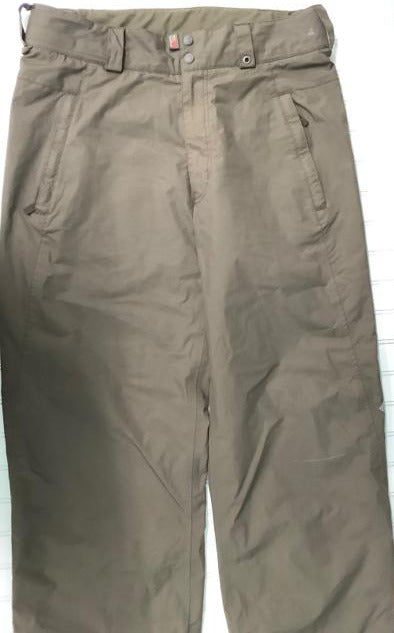 Men's Burton Brown Size L Snow Pants 1C