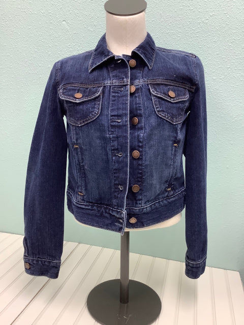 Women's GAP Denim Jacket Size Small 2A