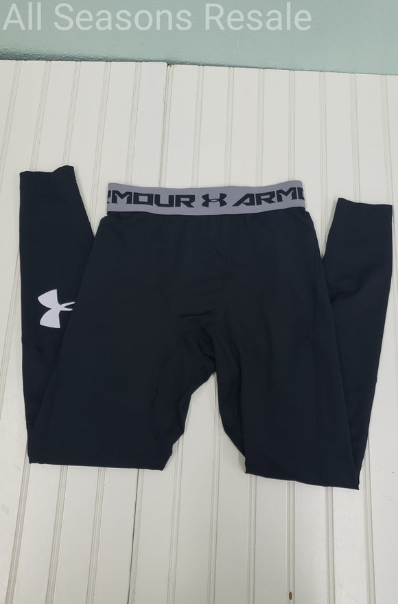 Men's under Armor Compression Pants Tights Size S 2D