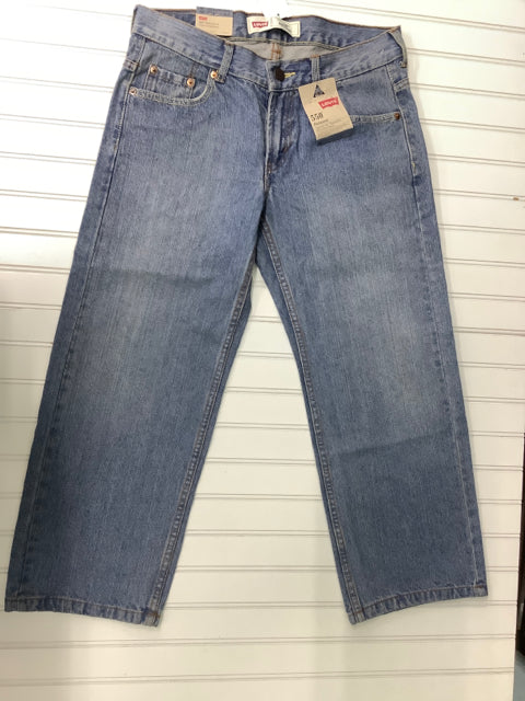 NEW Boys 8 Husky 550 Relaxed Jeans 1C