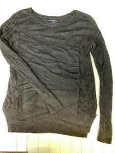 American Eagle Charcoal Grey Size XS Sweater 1B