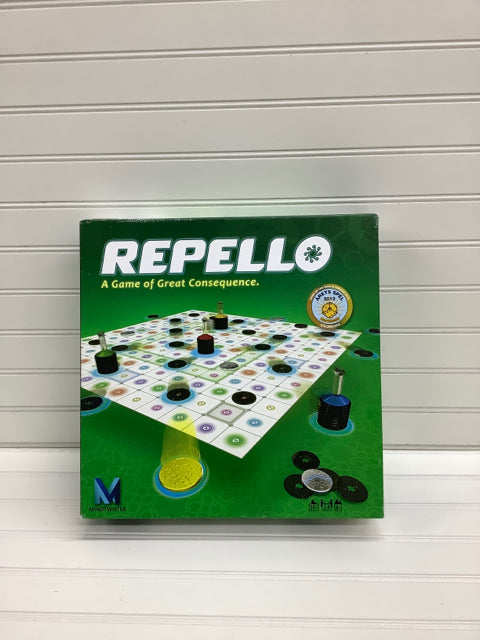 Repello A Game Of Great Consequence Abstract Strategy Board Game by Mindtwister