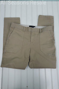 Banana Republic Sloan Tan jeans Pants Size 2S 2