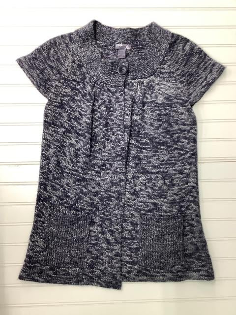 Women's Poetry Clothing Gray Size Large Sweater 1B
