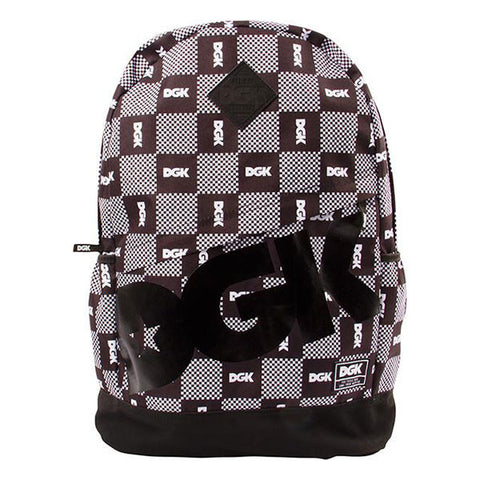 BAG DGK ANGLE CHECK BLACK