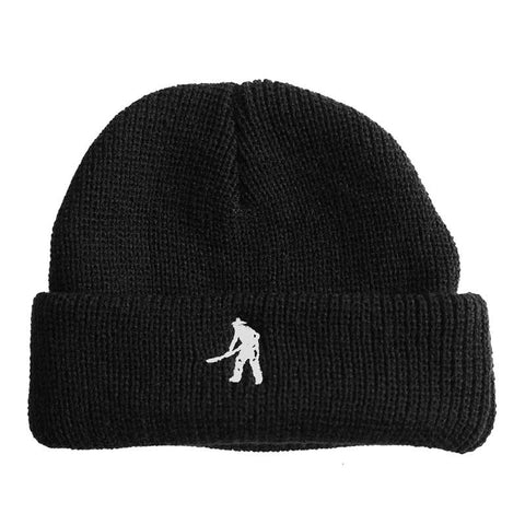 BEANIE PASS PORT WORKERS BLACK