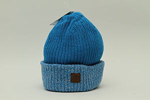 BEANIE ELEMENT LUMBERJACK BLUE