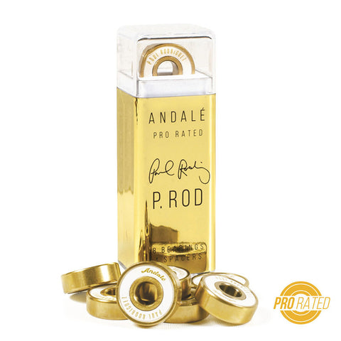 BEARINGS ANDALE P-ROD PEN BOX