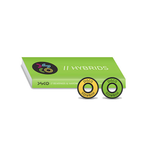 BEARINGS DSCO HYBRIDS SET 8