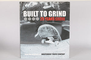 BOOK BUILT TO GRIND HARD COVER