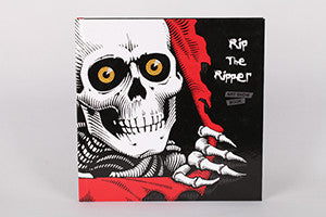 BOOK POWELL RIP THE RIPPER ART SHOW