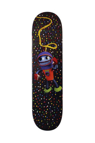 DECK ALIEN WORKSHOP ICON SPACEMAN 8.25