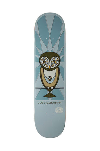 DECK ALIEN WORKSHOP OWL GUEVARA 8.0