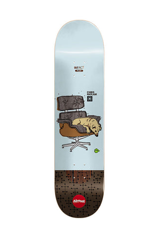 DECK ALMOST MODERN SITTERS HASLAM 8.375