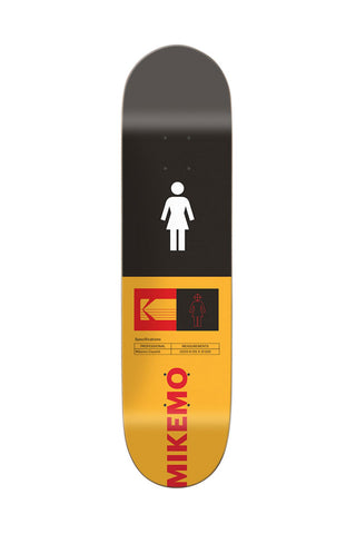 DECK GIRL KODAK SERIES MIKE MO 8.125