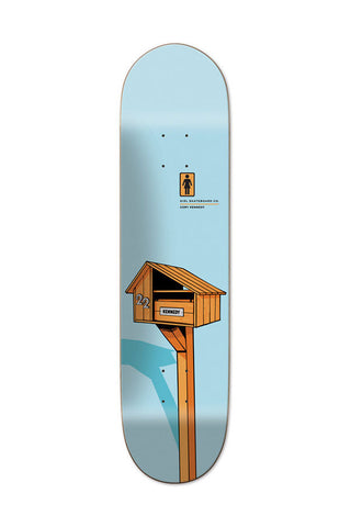 DECK GIRL LETTERBOX KENNEDY 8.25