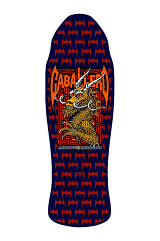 DECK POWELL CABALLERO STREET DRAGON NAVY