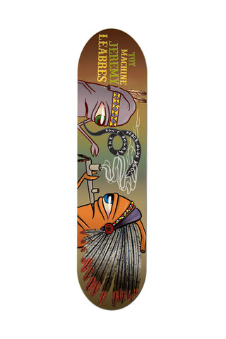 DECK TOY MACHINE LEABRES PEACE PIPE 8.25