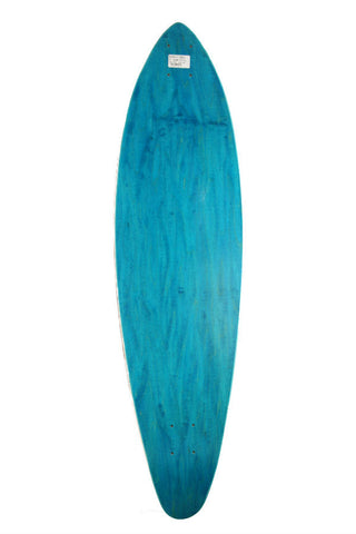 DECK DO BLANK SERIES CRUISER 9.75X38 BRIGHT BLUE