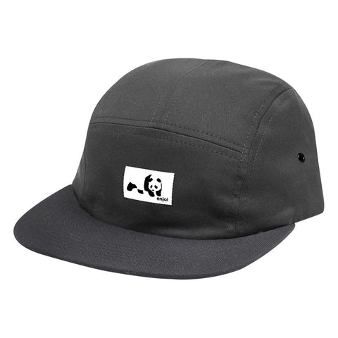 HAT ENJOI OG PANDA BLACK