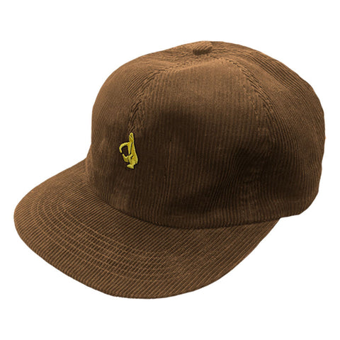 HAT KROOKED SHMOLO BROWN