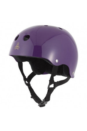 HELMET BRAINSAVER SSAVR PURPLE