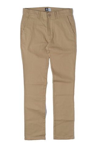 PANTS AS STANDARD KHAKI