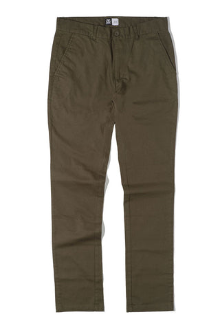 PANTS AS STANDARD OLIVE