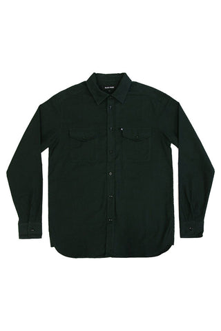 SHIRT PASS PORT WORKERS LATE FLANNO GREEN