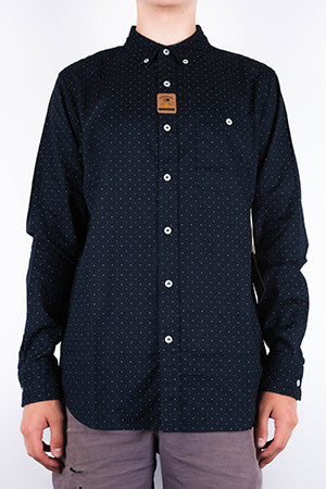 SHIRT FOUR STAR ANDERSON LS NVY