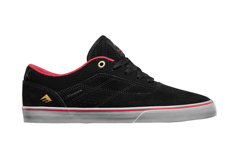 SHOES EMERICA HERMAN G6 VULC BLK/RED/GRY