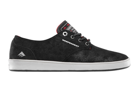 SHOES EMERICA ROMERO LACED X INDY BLK/GRY/BLK