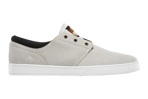 SHOES EMERICA THE FIGGY WHT/WHT/BLK