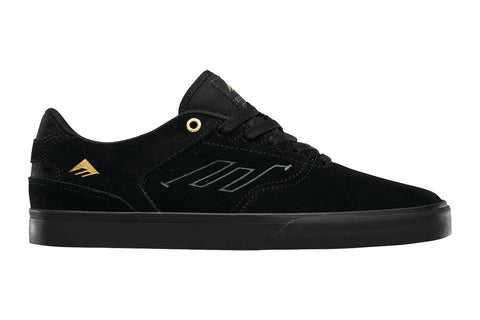 SHOES EMERICA THE REYNOLDS LOW VULC BLK/GLD