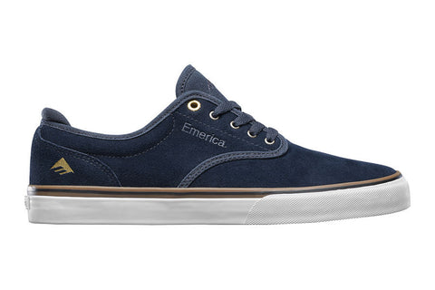SHOES EMERICA WINO G6 NVY/GUM/WHT