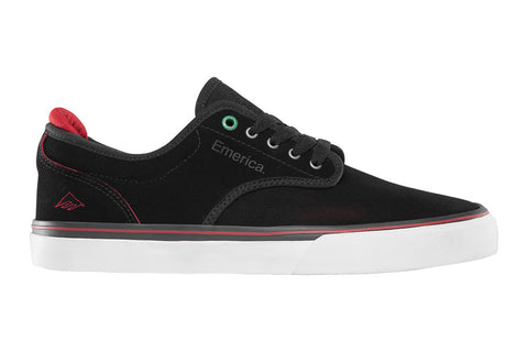 SHOES EMERICA WINO G6 X SRIRACHA BLK/RED