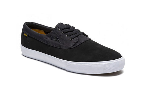 SHOES LAKAI CAMBY BLACK SUEDE