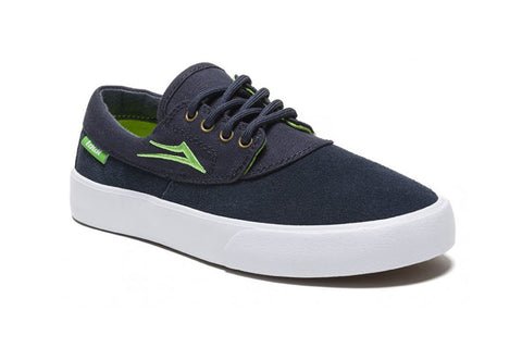SHOES LAKAI CAMBY KIDS NAVY SUEDE