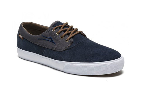 SHOES LAKAI CAMBY NAVY SUEDE