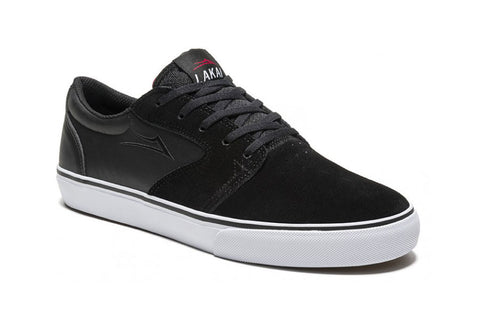 SHOES LAKAI FURA BLK SUEDE/SYNTH QTR