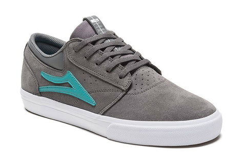 SHOES LAKAI GRIFFIN GREY SUEDE