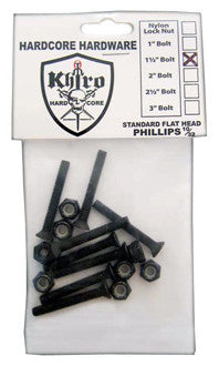 BOLTS KHIRO 1.5 PHILLIPS FLATHEAD