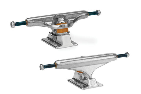 TRUCKS INDEPENDENT 169 FORGED TITANIUM SILVER
