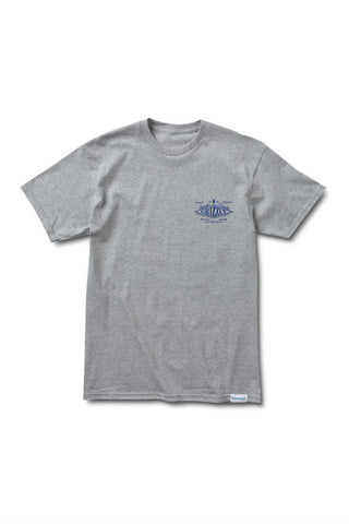 TSHIRT GRIZZLY SPECIAL FORMULA HEATHER