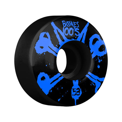 WHEELS BONES 100'S #10 BLACK 53MM