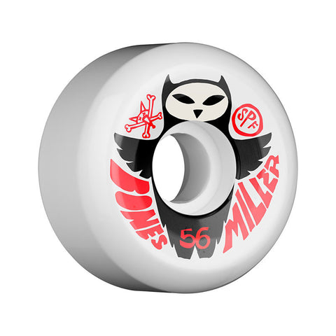 WHEELS BONES SPF MILLER OWL 56mm
