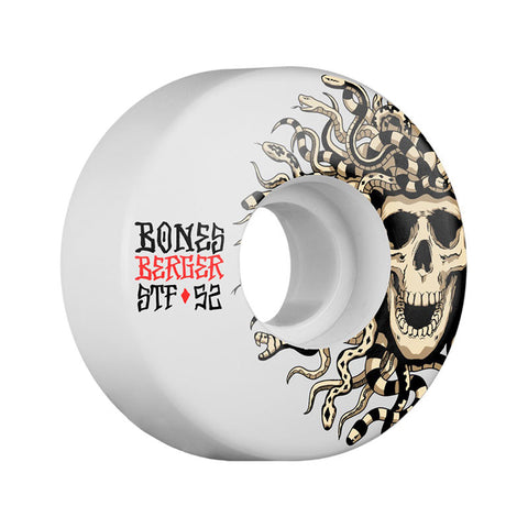 WHEELS BONES STF BERGER MEDUSA 52MM