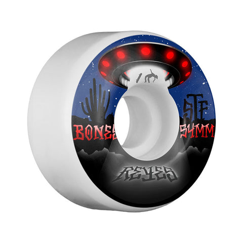 WHEELS BONES STF REYES ABDUCTION 54MM